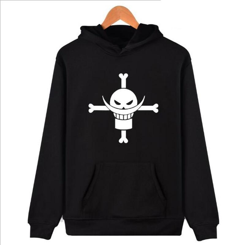 Sweat One Piece Barbe Blanche Jolly Roger