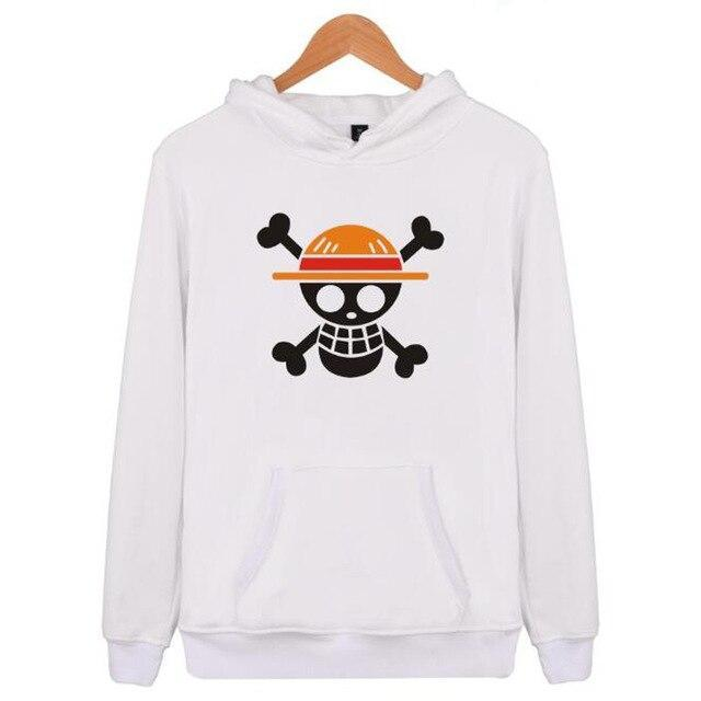 Sweat One Piece Jolly Roger Mugiwara