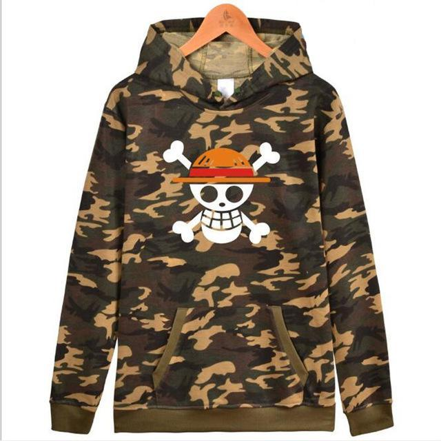 Sweat One Piece Jolly Roger