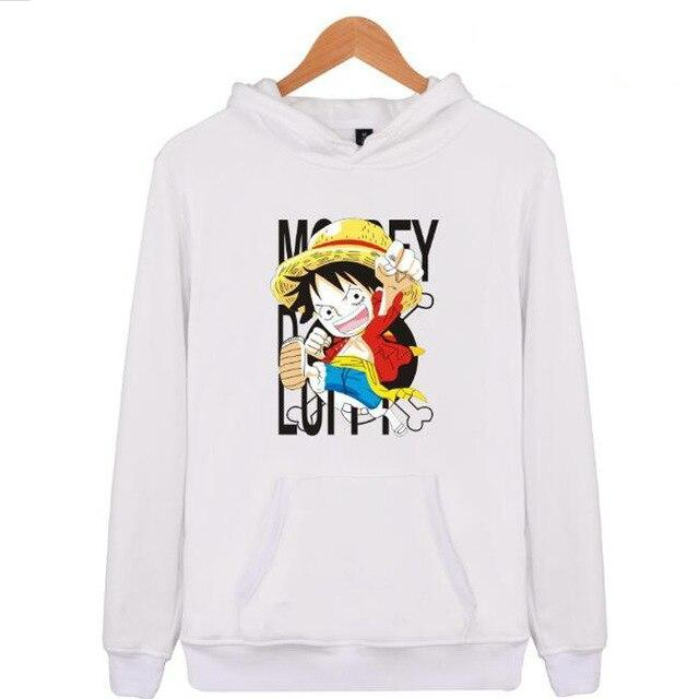 Sweat One Piece Luffy Aventure