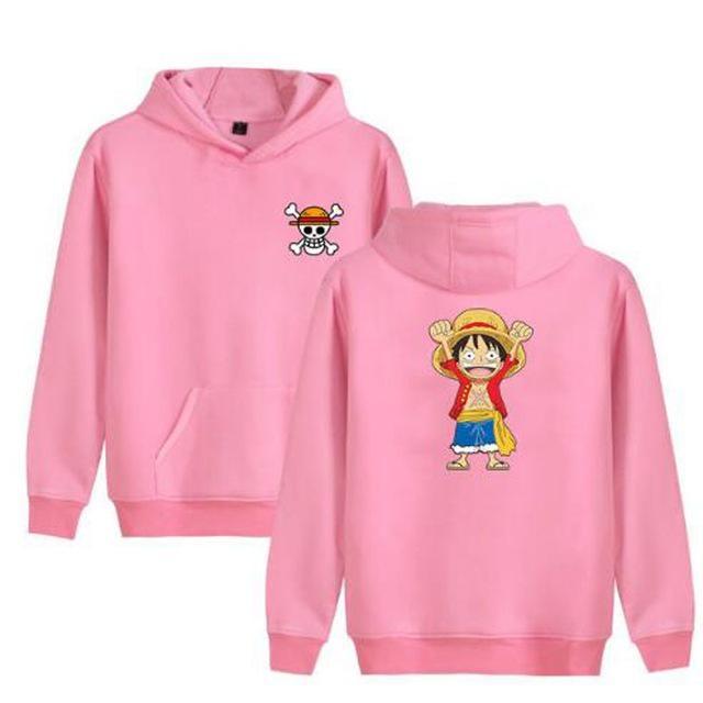 Sweat One Piece Luffy pour Femme