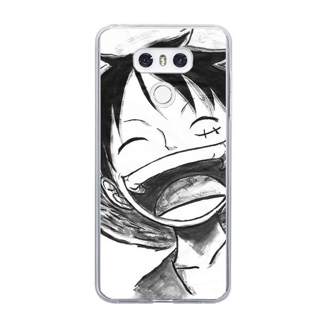 Coque One Piece LG Monkey D. Luffy