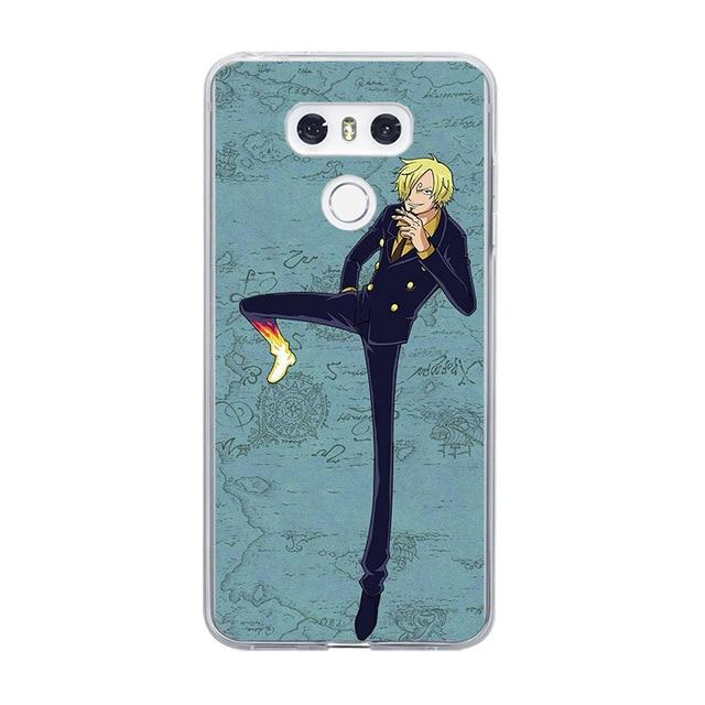 Coque One Piece LG Sanji
