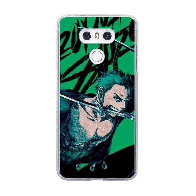 Coque One Piece LG Roronoa Zoro