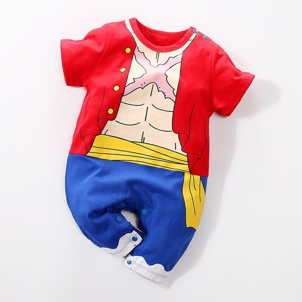 Pyjama One Piece Monkey D. Luffy