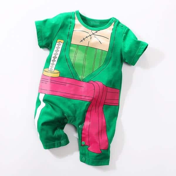 Pyjama One Piece Roronoa Zoro
