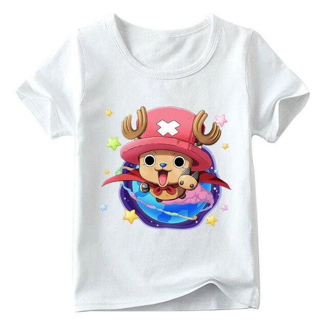 T-Shirt One Piece Enfant Tony Tony Chopper