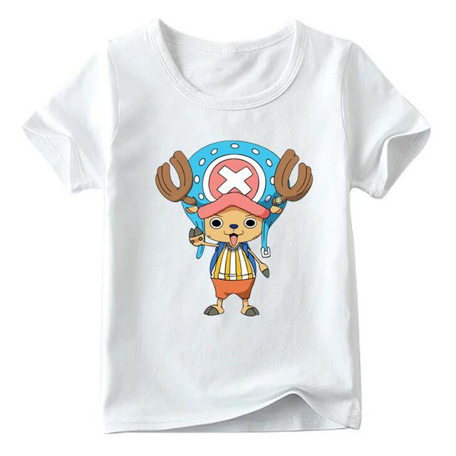 T-Shirt One Piece Enfant Chopper