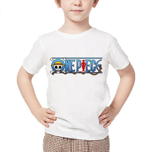 T-Shirt One Piece Enfant