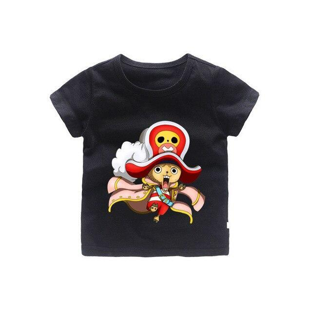 T-Shirt One Piece Enfant Tony Tony Chopper Pirate
