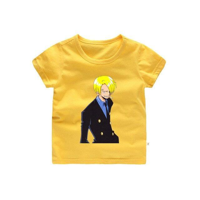 T-Shirt One Piece Enfant Sanji
