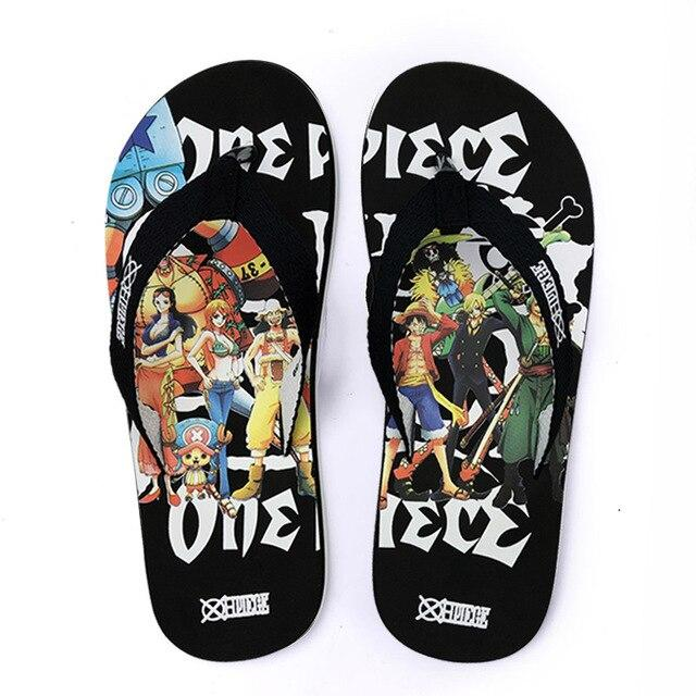 Tongs One Piece Équipage Mugiwara