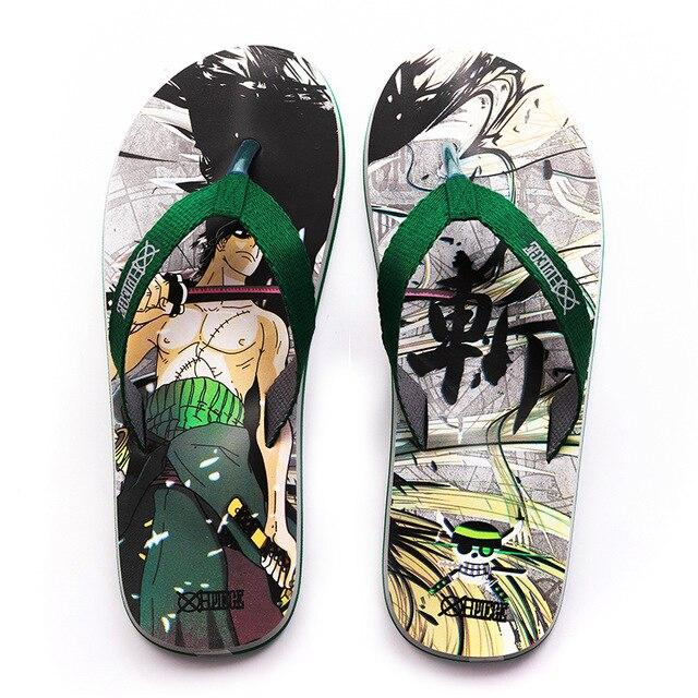 Tongs One Piece Zoro Dojo