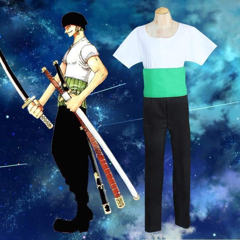 Déguisement One Piece Roronoa Zoro