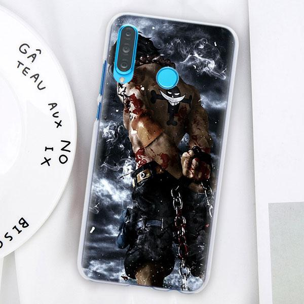 Coque One Piece Huawei Portgas D. Ace