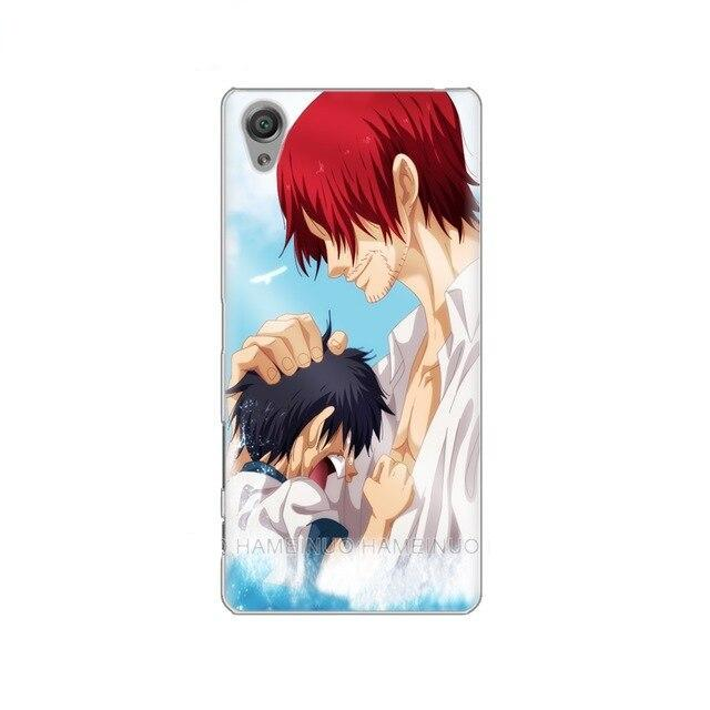 Coque One Piece Sony Shanks