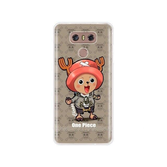 Coque One Piece LG Tony Tony Chopper