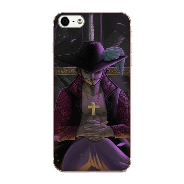Coque One Piece LG Shanks