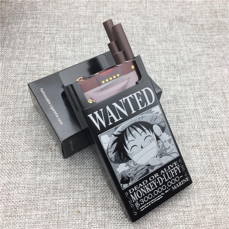 Boite à Cigarettes One Piece Luffy