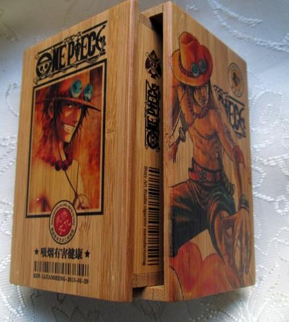 Boite à Cigarettes One Piece Portgas D. Ace