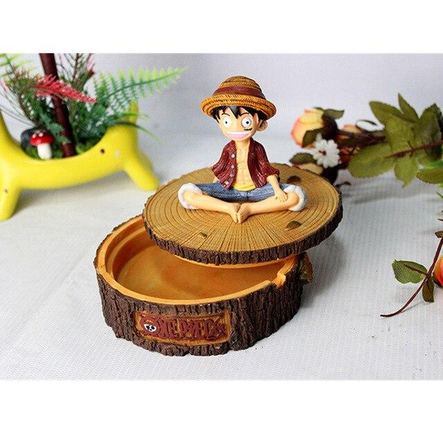 Cendrier One Piece Monkey D. Luffy