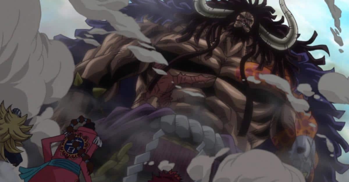 Top 10 des personnages les plus forts dans One Piece