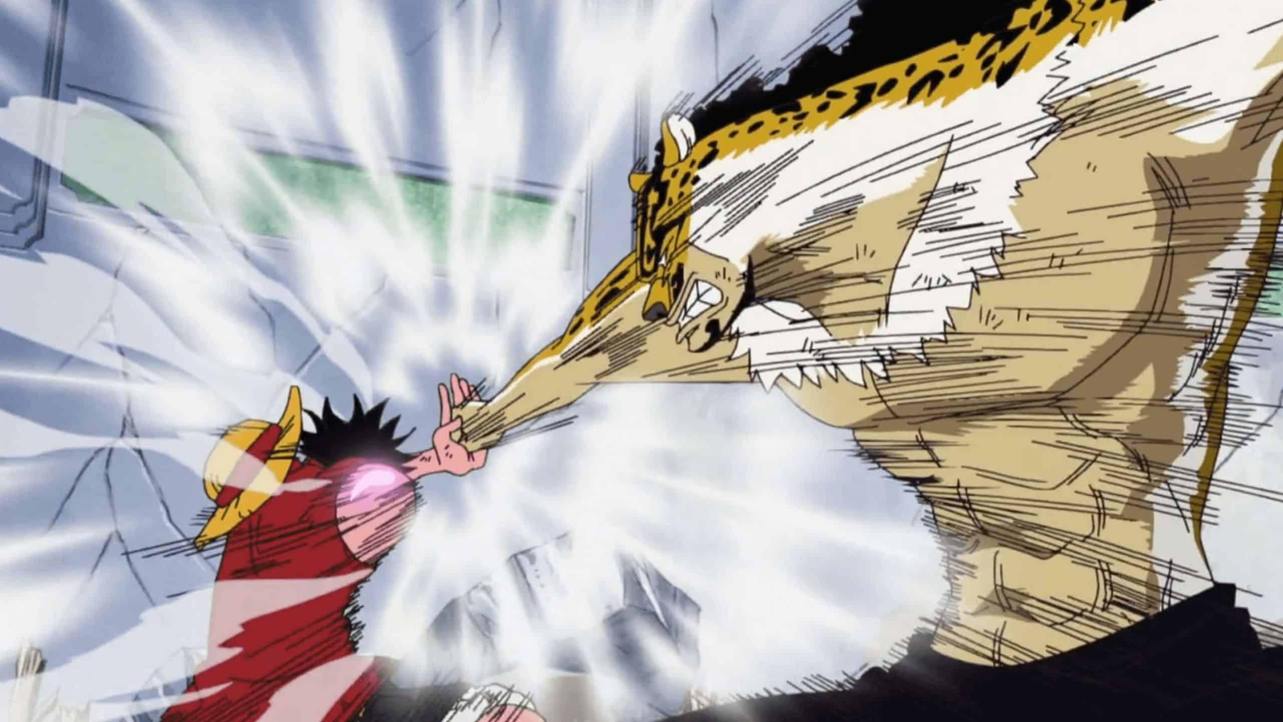 Top 10 des meilleurs combats de One Piece